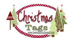 {Freebies} Over 204 Different Christmas Gift Tags for your Presents and projects!
