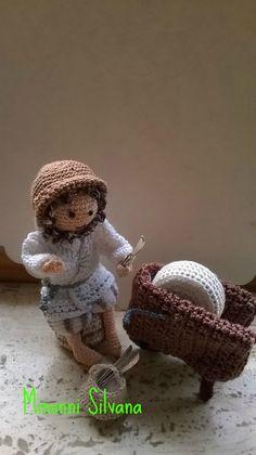 Presepe Amigurumi Etsy : Navidad on Pinterest Crochet Christmas Trees, Amigurumi ...