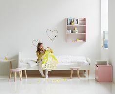 Mobiliario infantil diseño nórdico, Flexa  http://www.mamidecora.com/muebles-infantiles-flexa-play.html