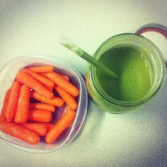 Weight Loss: Celebs and veggie-lovers alike swear by nutritionist Kimberly Snyder's Glowing Green Smoothie to help for just about everything, from feeling more energized to losing weight. If you want to give the nutrient-packed recipe a try, then check out Kimberly's Glowing Green smoothie recipe here.  Source: Instagram user ginagm