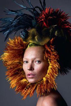 Love Magazine Editorial - Kate Moss