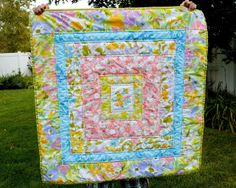 Hideaway Girl: Quilts sewing machines, vintag sheet, babi quilt, hideaway girl, baby quilts, vintage fabrics, baby blankets, vintag babi, vintage sheets