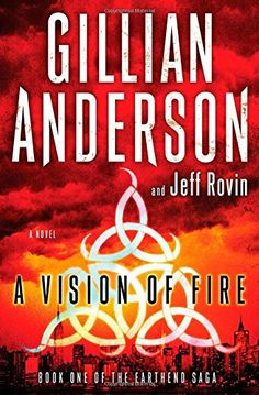 A Vision of Fire: A Novel by Gillian Anderson