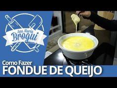 Ana Maria Brogui #214 - Como fazer Fondue de Queijo - YouTube