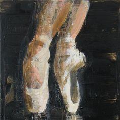 danza, fashion art, danc, toni scherman, paint, encaust art, ballet, scherman toronto, encaustic art