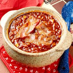 Midwest Baked Beans