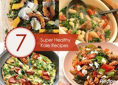 7 Super Healthy Kale Recipes
