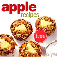 Mini Apple Pies with Cheddar and more in this FREE cookbook