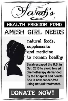 Ohio Amish Girl Who Refused Forced Chemo Now Reported Cancer-free