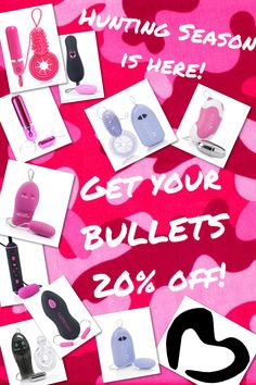 December sale!!! Contact me and say you seen this Pin and get 20% off any and all bullets!!! Pure Romance by Lisa Rosengrant @ 607-621-3025