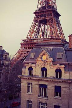 Tour #Eiffel - #Paris, #France.