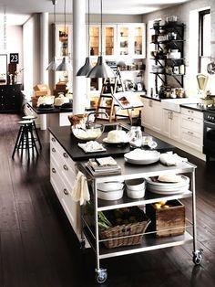 Ikea kitchen, can u believe it?