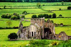 St. Patrick's Cashel, Ireland