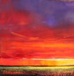 toni Grote landscap, mars, heart, ahhh art, grote spiritu, inspir close, sunsets, toni grote, paintings
