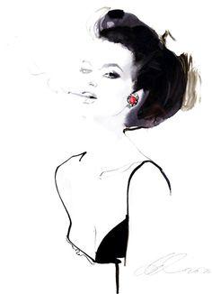 #illustration #portrait