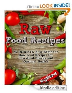 Raw Food Recipes - eBook