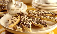 Orange cookies (recipe in portuguese)