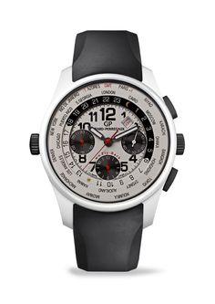 Girard-Perregaux - ww.tc Chronograph White Ceramic