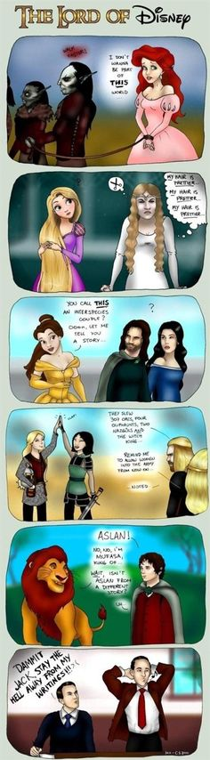 The Lord of Disney