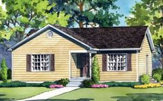 First steps in choosing a home plan.
