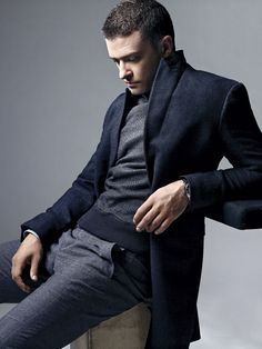 Justin Timberlake. In case you didn't know, he IS fashion.