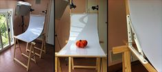 """Build Your Own """"Still Life"""" Folding Table 