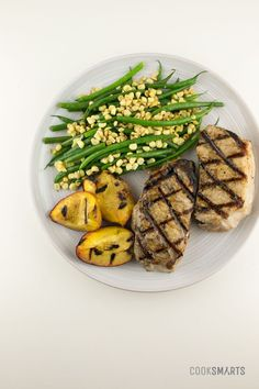 Cook up meals just like this!  Sign up and receive three free meal plans.