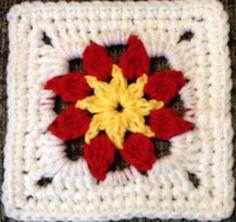 Talking Crochet Angel Dishcloth - Crochet World Magazine