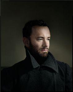 Tom Hanks by Annie L.