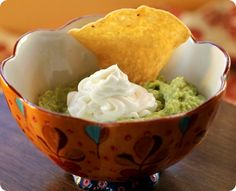 Simple Homemade Guacamole simpl homemad, homemad guacamol