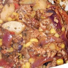 Anna's Linguica and Potato Stew Allrecipes.com