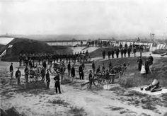 2nd Heavy Artillery Civil War. Back to 2nd Heavy Artillery Regiment During the Civil War. The Garrison of Fort C. F. Smith