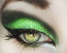 Green glitter. Need I say more?
