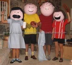 Linus Costume? brown costum