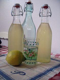 {Elderflower cordial recipe}