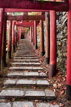 Kiyotaka-Inari, Mount Koya, Japan