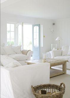 beachy white