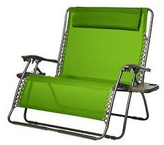 Kick back and relax this summer with this amazing #Emerald Bliss Hammocks 2-person Gravity Free Recliner with Pillow. #ColoroftheYear