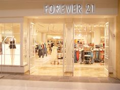 Forever 21 great source for accessories and trendy tops