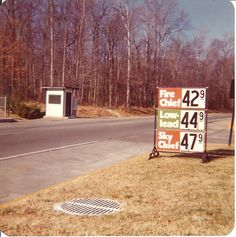 Price of Gas in 1973