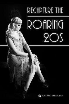 roar 20s, time machin, silver platter, travel list, golden age