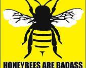 badass bees