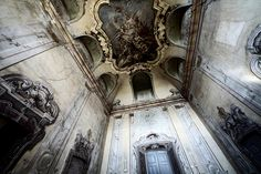 Another Abandoned decay beauty
