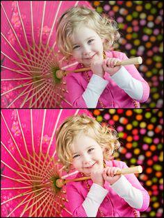 Photoshop color tricks / training