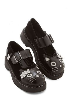 Edgy Yet Adorable Shoe