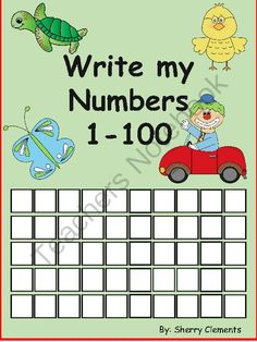 A GIVEAWAY promotion for Write Numbers 1-100 (find patterns) from Dr. Clements' Kindergarten on TeachersNotebook.com (ends on 9-25-2014) Write Numbers 1-100 (find patterns) - Write Numbers 1-100 (find patterns)This product includes 32 pages of number writing and allows students to find the patterns (even, odd, 3's, 4's, 5's, 6's 7's, 8's, 9's, 10's 11's, and 12's as well as a fun page creating a USA flag shape when complete) by being directed to color or circle particular numbers.
