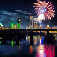 austin tx 4th of july fireworks