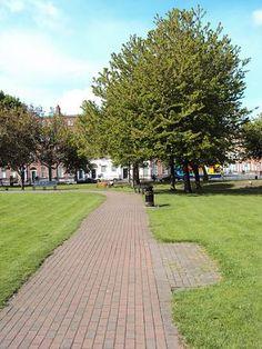 Parques de Dublín (IV): MOUNTJOY SQUARE | DolceCity.com