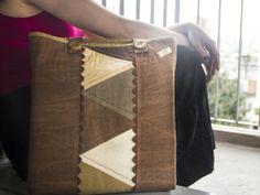 Arte Brasil | Ecobag em Patchwork - Jackie Lobato