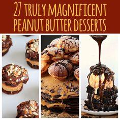 27 Truly Magnificent Peanut Butter Desserts: Katie